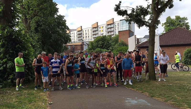 Harrow_parkrun